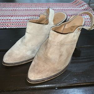 Report mules size 8.5